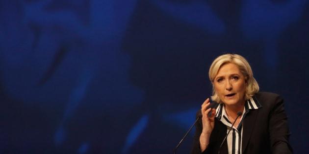 Marine Le Pen, je suis un Insoumis, j'ai entendu votre appel et vous n'aurez jamais mon vote