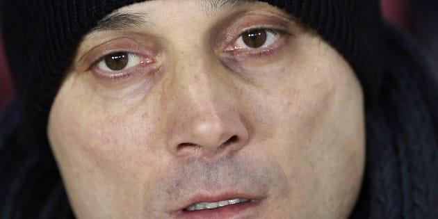 Berlusconi attacca Montella |   Milan |  tre sconfitte clamorose e imbarazzanti  La