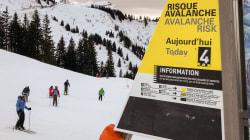 Au moins neuf morts dans des avalanches en France au terme d'un week-end