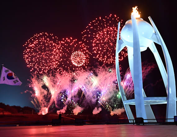 The major moments from the Olympics closing ceremony