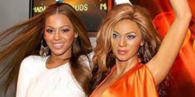 La statue de cire de Beyonce au musée Madame Tussauds ne ressemble pas du tout à Beyoncé