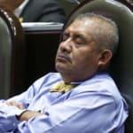 'Es la marea alcalina, es fisiológico', dice diputado de Morena que se duerme en