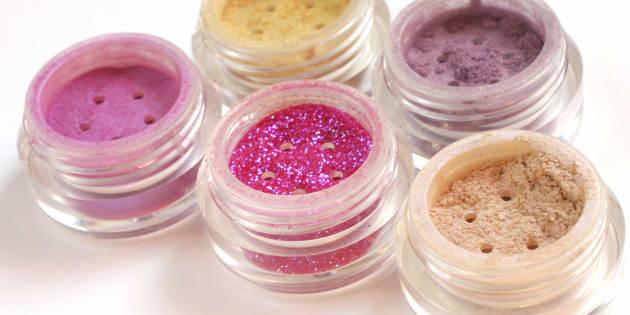 Produits cosmétiques (illustration)