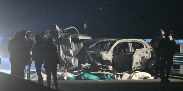 Auto contromano sulla statale di Sondrio, 6 morti