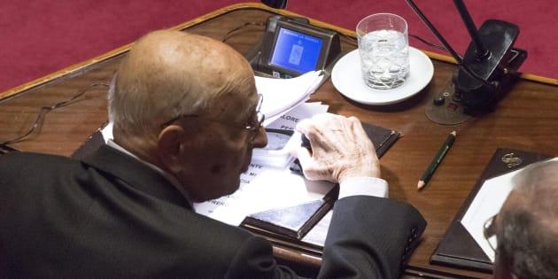 Rosatellum bis, voto sulle fiducie e proteste in Senato