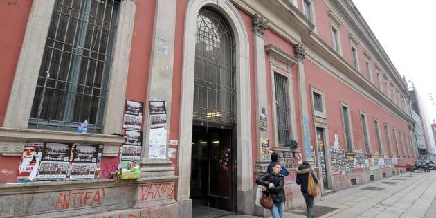 Un'immagine dell'universita Statale di Milano  ANSA/DANIEL DAL ZENNARO