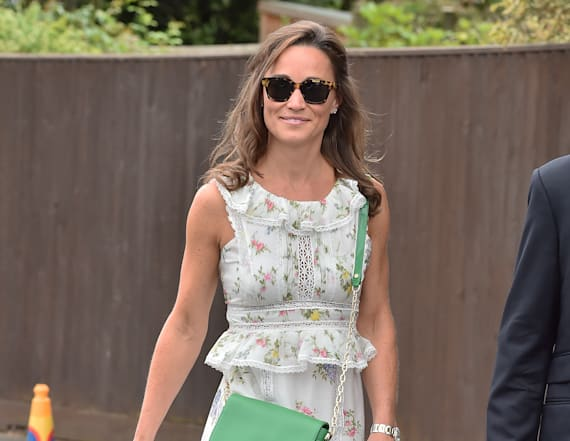 Pippa Middleton turns heads during latest outing