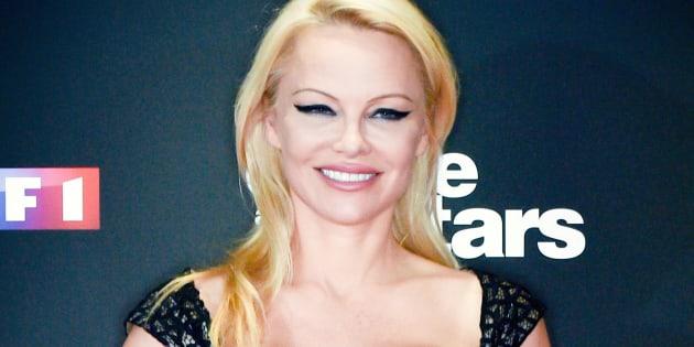 Pamela Anderson aussi soutient les gilets jaunes
