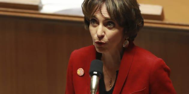 Marisol Touraine à l'Assemblée nationale le 16 novembre 2016.