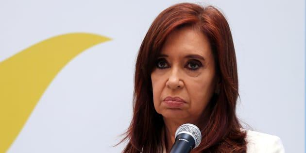 L'ancienne présidente argentine Cristina Kirchner