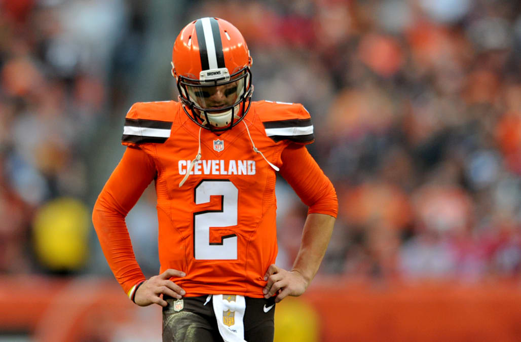 Johnny Manziel reflects on his time with the Cleveland Browns: \'It ...