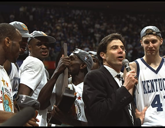 Where are they now? The 'Untouchable' 1996 Wildcats