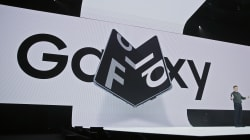 Samsung presenta un teléfono flexible, Galaxy