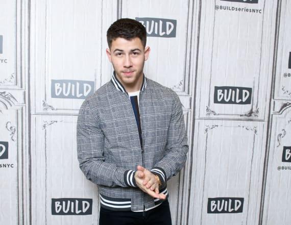 Nick Jonas dishes about the new 'Jumanji' movie