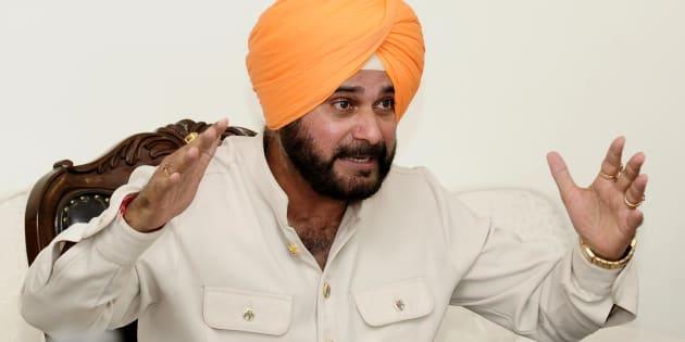 A file photo of Navjot Singh Sidhu.