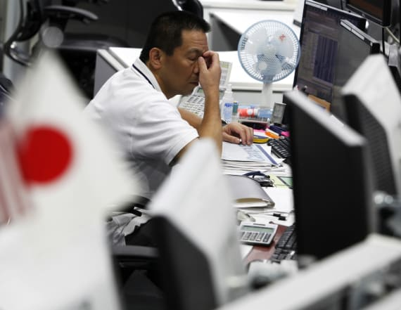 Japan is facing a 'death by overwork' problem