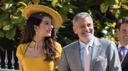 George Clooney a dansé avec Meghan Markle ET Kate Middleton au mariage