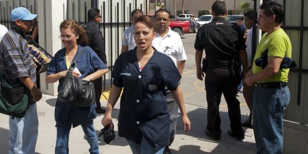 Archivo. En la industria maquiladora de Ciudad Juárez trabajan 274 mil 490 personas.