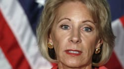 DeVos Cancels Ontario School Tour, Teachers' Groups Baffled Over