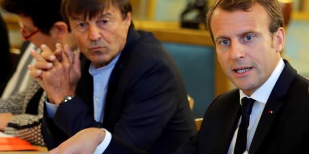 Face aux affaires Hulot et Darmanin, Macron met en garde contre <i>