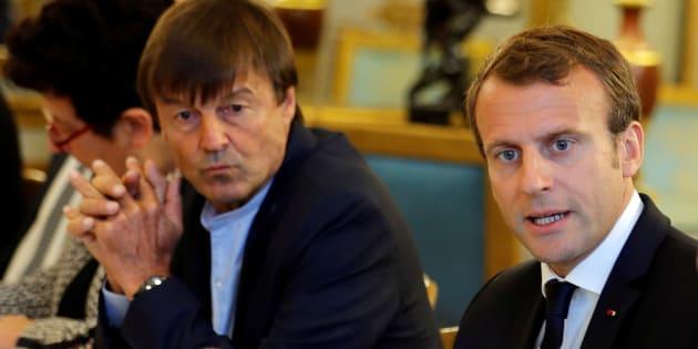 Face à l'urgence climatique, Macron assume de ne pas renoncer au nucléaire.