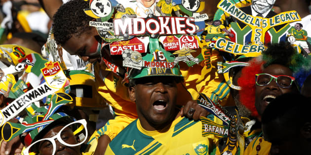 South Africa has a large and devoted fan base when it comes to football.