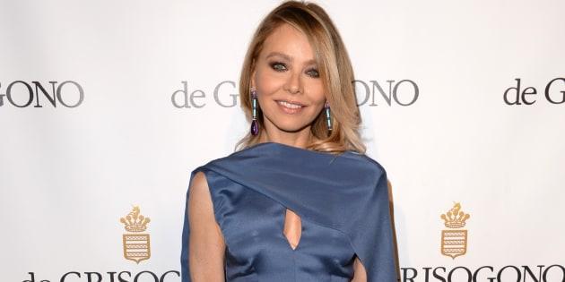 Ornella Muti arriving at the de Grisogono Party, Hotel Du Cap, Eden Roc, part of the 66th Festival De Cannes.