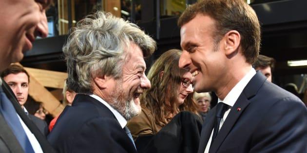 L'épisode du plan banlieues entre Macron et Borloo, une mascarade irrespectueuse pour les quartiers populaires.