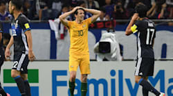 Socceroos' World Cup Hopes Rocked In 2-0 Loss To