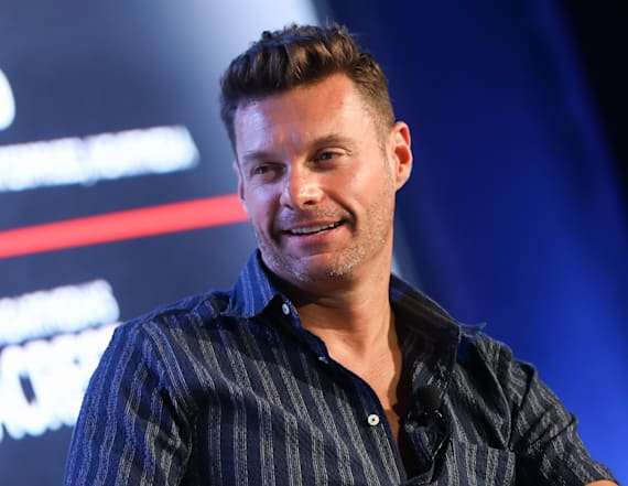 Ryan Seacrest experiences 'first' on 'Live!'