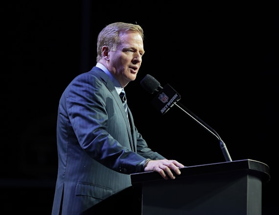 Goodell: Trump attacks show 'lack of respect'