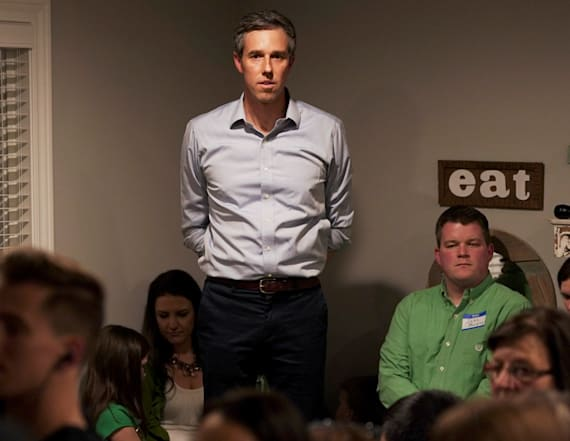 Beto O'Rourke raises $6.1M online in first 24 hours