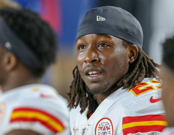 Chiefs: Team was aware of Hunt's nightclub incident