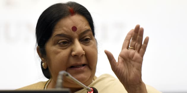War not a solution, diplomacy needed to resolve Doklam crisis: Sushma Swaraj