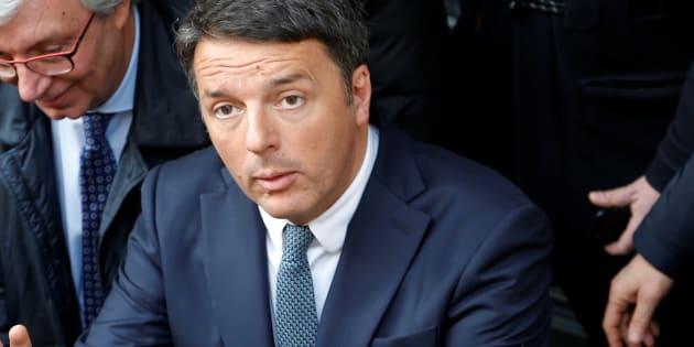 """Matteo Renzi in scia a Confapi (e a Salvini): """"Soldi de"""
