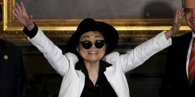 "Yoko Ono enfin reconnue coauteure de la chanson ""Imagine"""