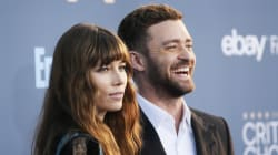 Jessica Biel et Justin Timberlake, couple le plus glamour des Critics Choice Awards