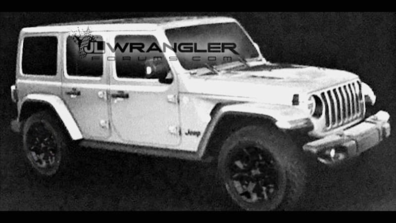 new 2018 jeep wrangler is definitely a jeep wrangler