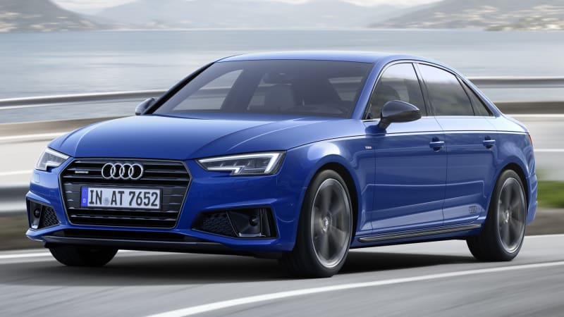 2019 Audi A4 revealed with new styling, sport package