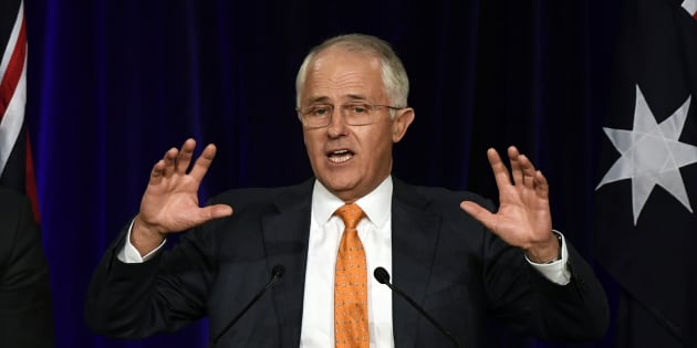 Prime Minister Malcolm Turnbull is quietly confident he'll return a majority government.