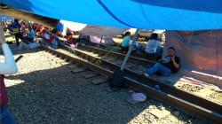 Plantón de la CNTE en Michoacán genera pérdidas de 1 mmdp: