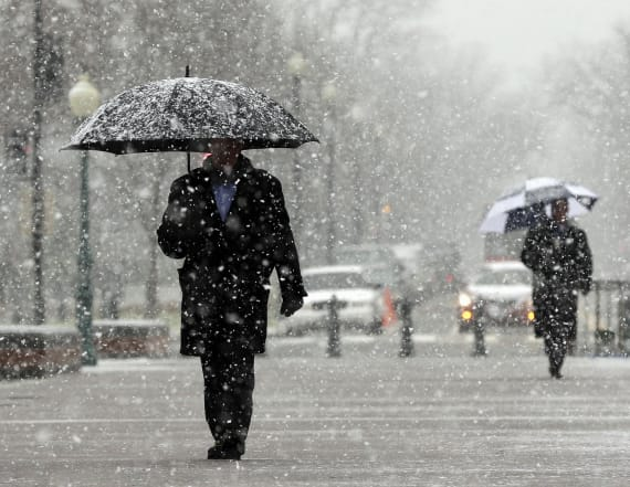 Chilly weather to persist in U.S. into next week