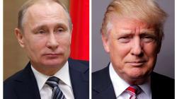 Confirman reunión de Putin y Trump esta