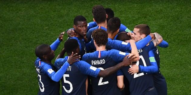La France l'a emporté grâce à un but Kylian Mbappé en première mi-temps.
