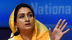 Kejriwal Wants To Spoil All The Good Work Done By SAD, Claims Harsimrat