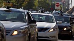 Les chauffeurs de taxi recevront un demi-milliard $ en
