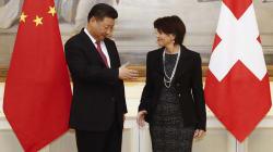 La présidente suisse propose son aide dans la crise nord-coréenne