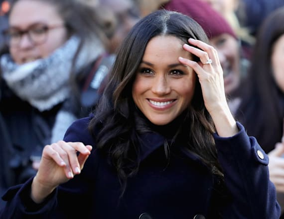 Meghan Markle makes a surprise trip to NYC