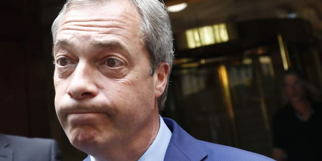 Nigel Farage, a driving force in the Brexit campaign, has resigned as the leader of the U.K. Independence Party.