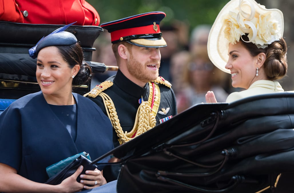 Meghan Markle and Kate Middleton make telling move at